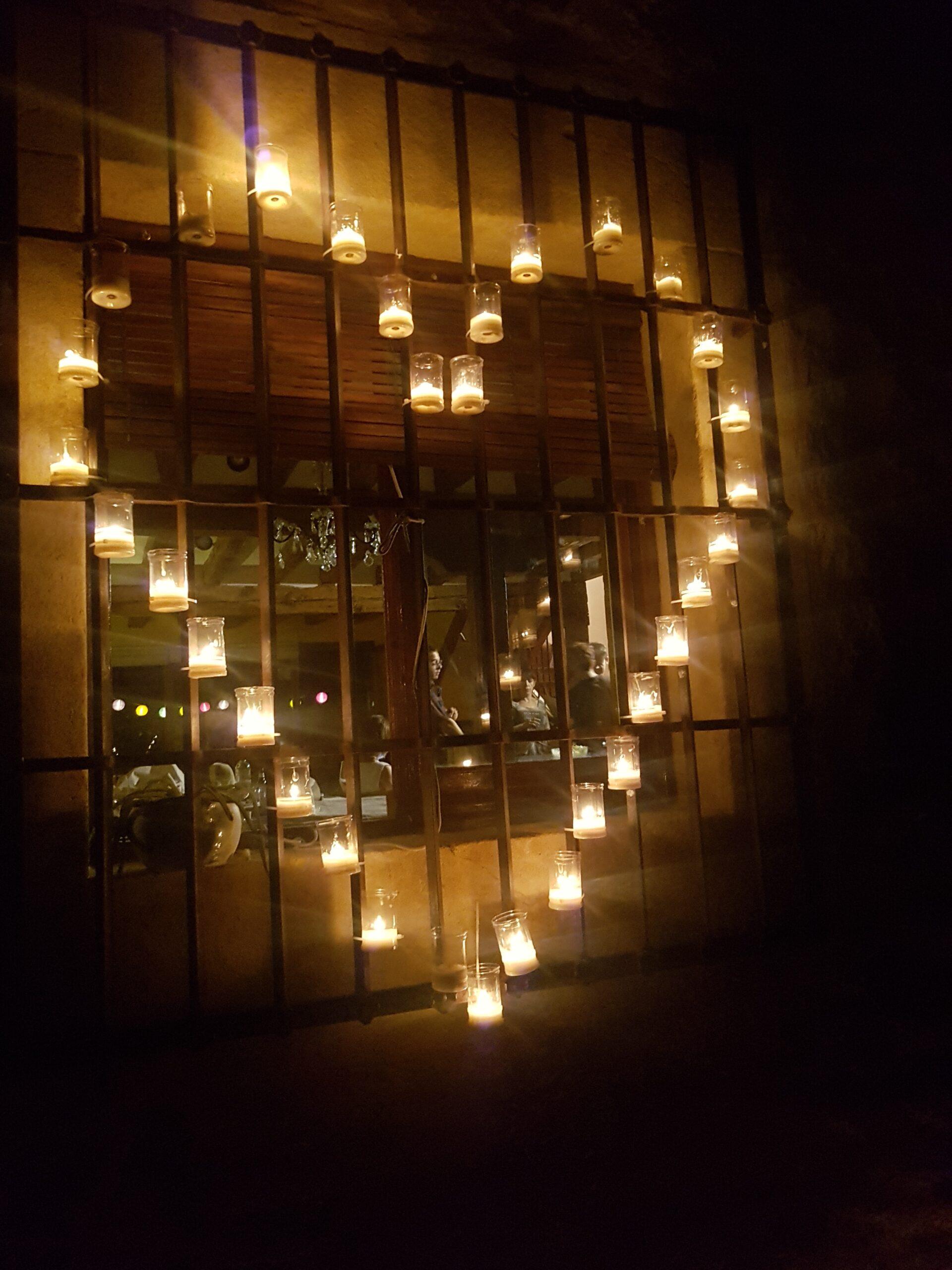 Conciertos de las velas de Pedraza 2020