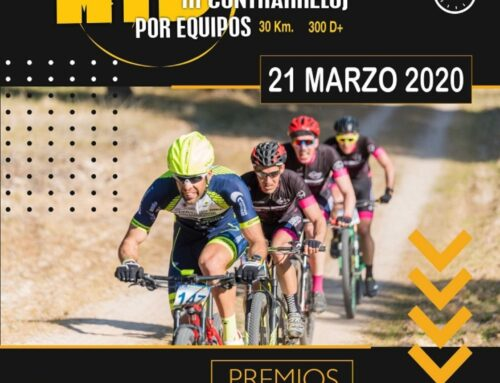 – III Contrarreloj MTB Cantalejo. Segovia.