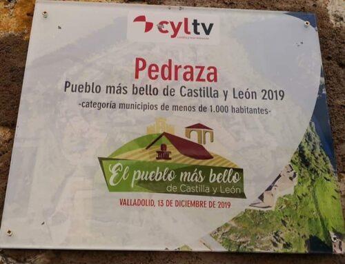 – Pedraza » Pueblo más bello de Castilla y León».