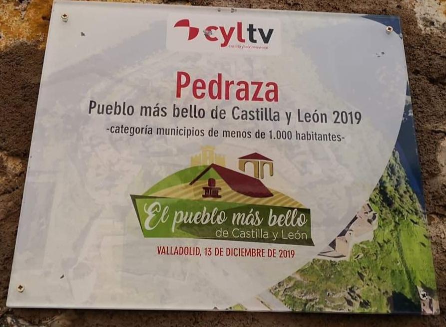 Pedraza Pueblo más bello de Castilla y León