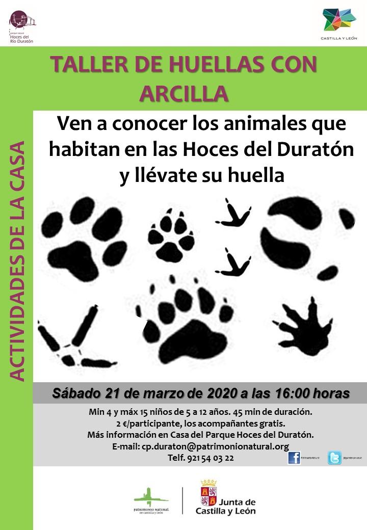 Casa del Parque del Duratón. Actividades para niños