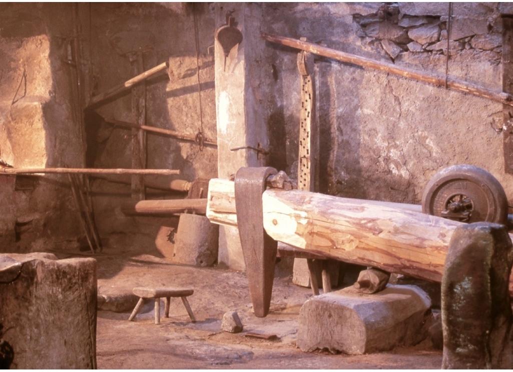 Martinete de Navafría Segovia