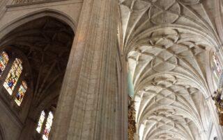 Visitas nocturnas a la Catedral de Segovia