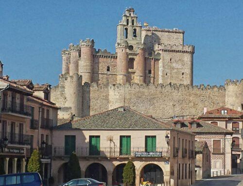 – Plazas porticadas de la provincia de Segovia.