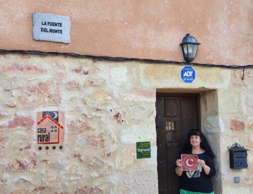 – Sello de Confianza de cámara de comercio de Segovia.