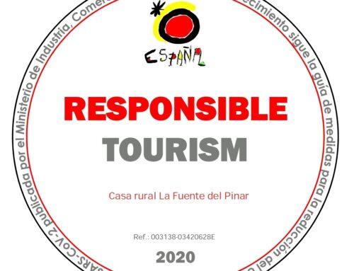 – Responsible Tourism. Casas rurales La Fuente.