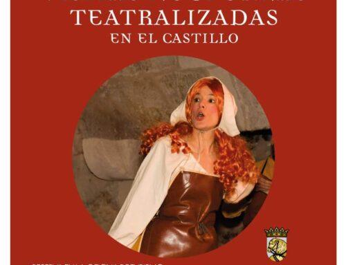 – Visitas teatralizadas en el Castillo de Cuéllar.