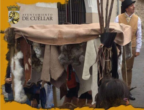 – Visitas teatralizadas en Cuéllar.