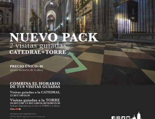 – Visitas de la Catedral de Segovia.