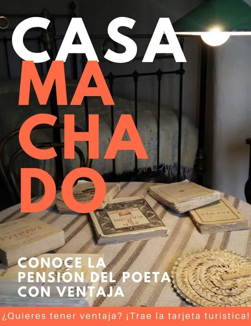 Casa-Museo de Antonio Machado. Segovia