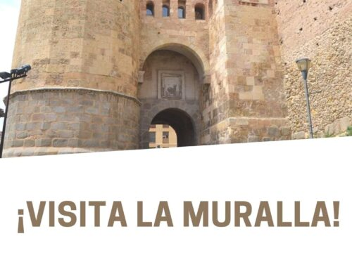 – Muralla de Segovia.