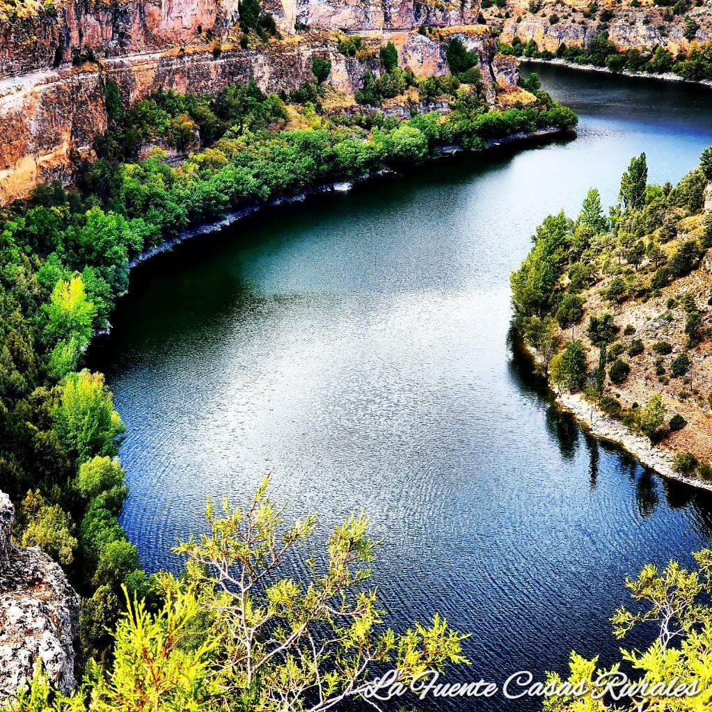 Ermita de San Frutos. Parque Natural Hoces del Río Duratón