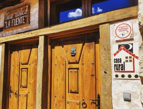 – Turismo de confianza. Casas Rurales La Fuente.