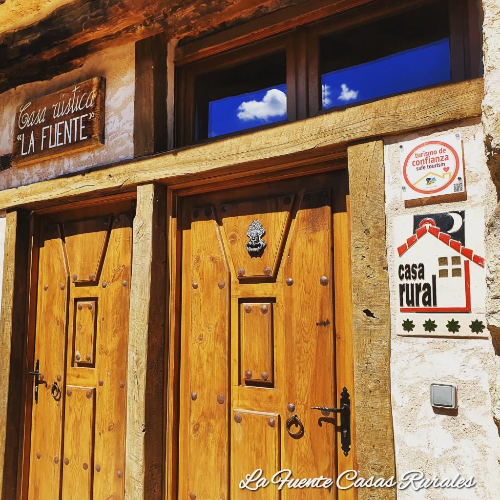 Turismo de confianza. Casas Rurales La Fuente