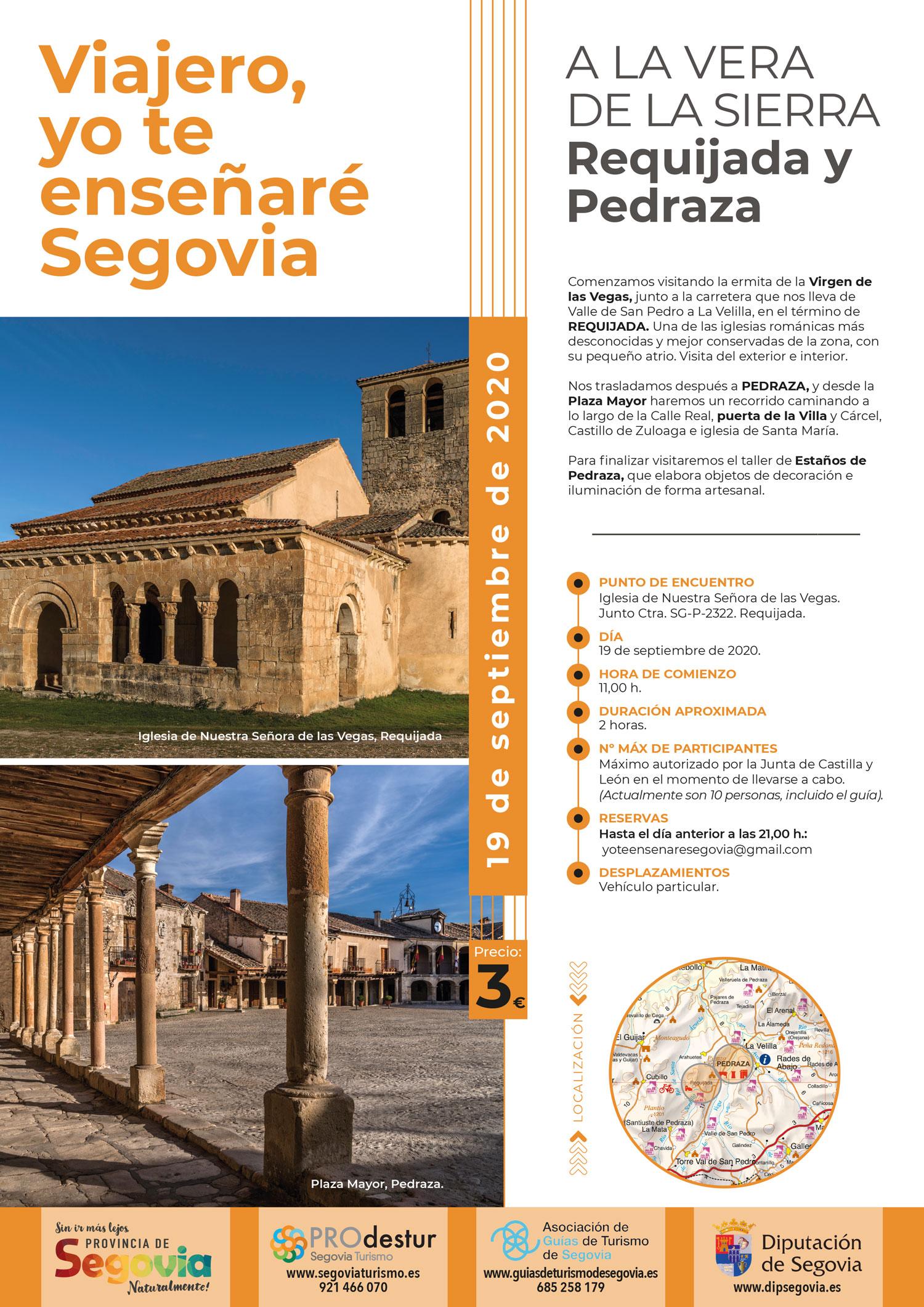 Visitas guiadas por Segovia