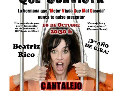 – Actividades en Cantalejo durante el Puente del Pilar.