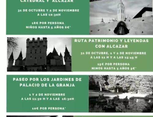 – Puente de Todos Los Santos 2020. Segovia.