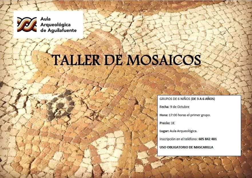 Aula arqueológica de Aguilafuente