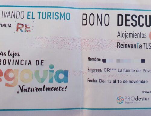 – Bonos descuento «ReinvenTa Tus Vacaciones».
