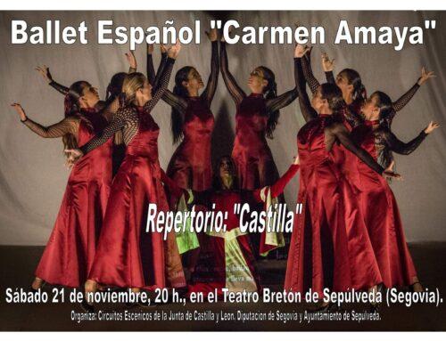 – Teatro Bretón Sepúlveda.