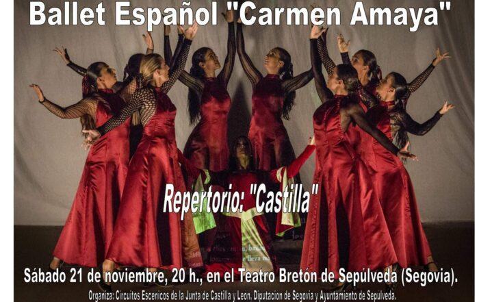 Teatro Bretón Sepúlveda