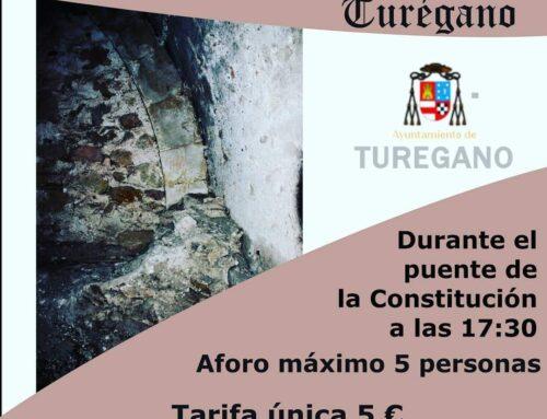– Visita al Castillo de Turégano. Puente de la Constitución 2020.