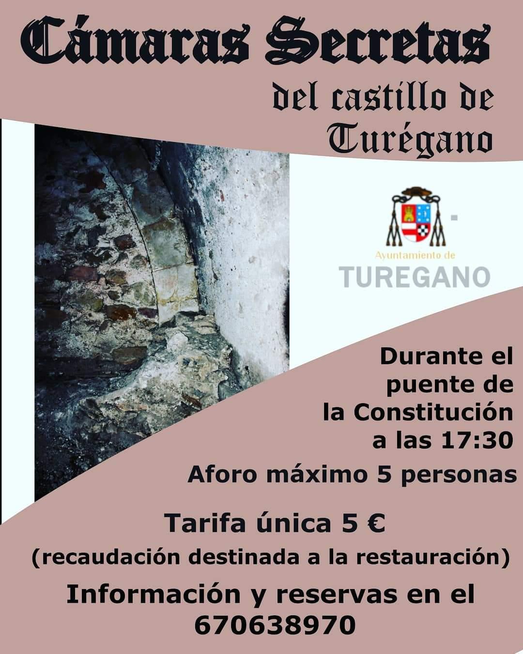 Visita al Castillo de Turégano