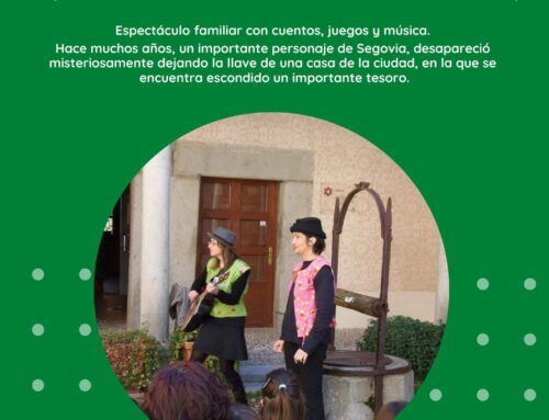 – Navidad 2020. Segovia.