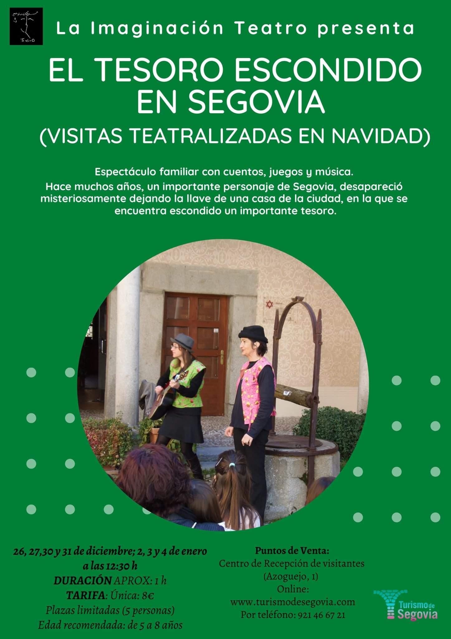 Navidad 2020. Segovia