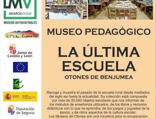– » Museos Vivos » provincia de Segovia.