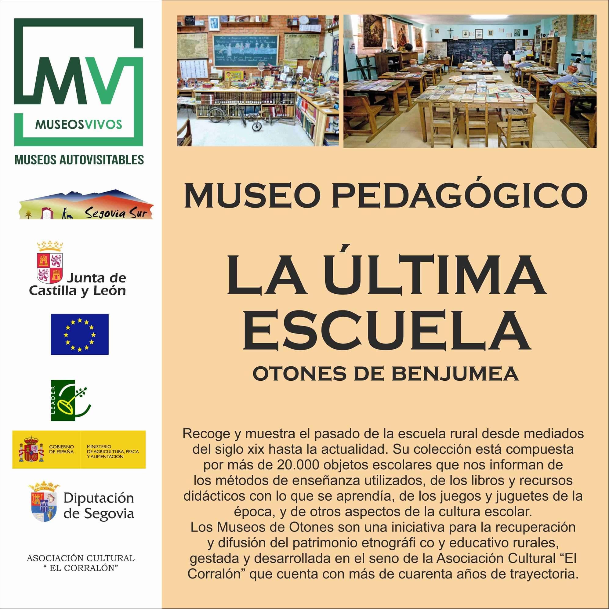 """ Museos Vivos "" provincia de Segovia"