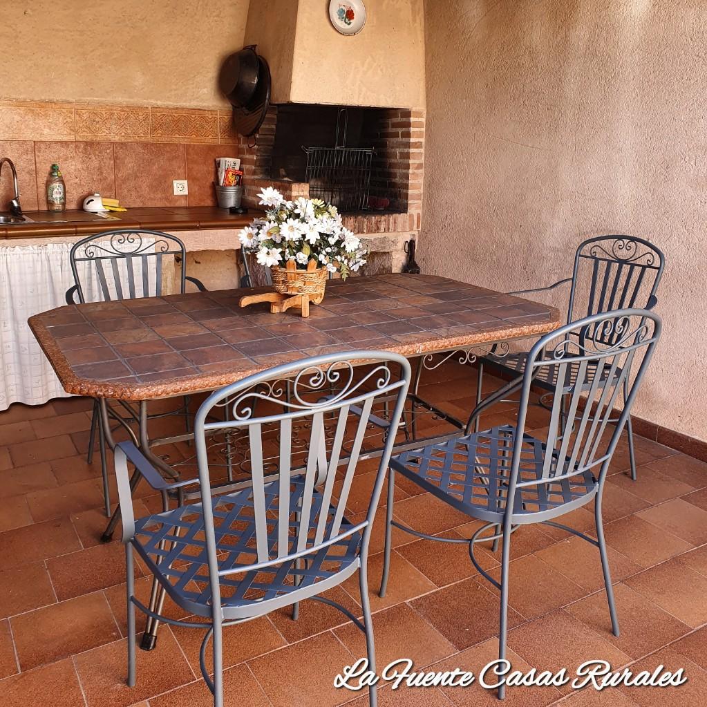 Casas Rurales La Fuente. Segovia