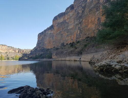 – Geología de las Hoces del Río Duratón.