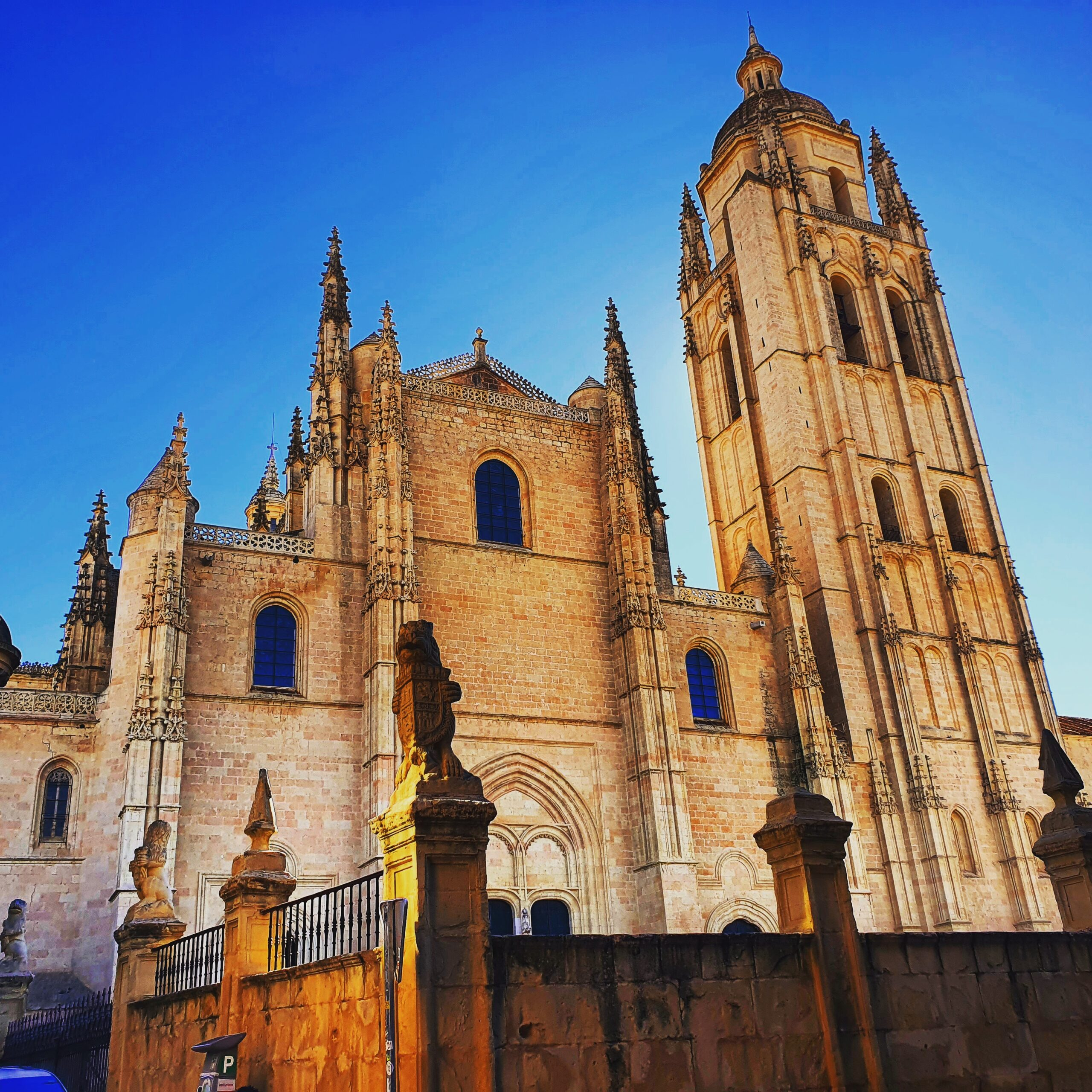 Ruta semicircular por Segovia