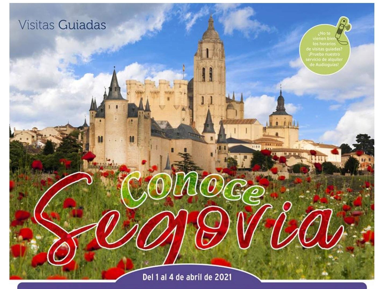 Semana Santa 2021. Segovia.