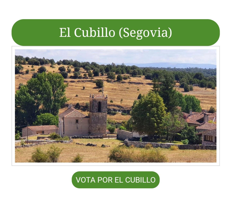 El Pueblo más bello de Castilla y León 2021.
