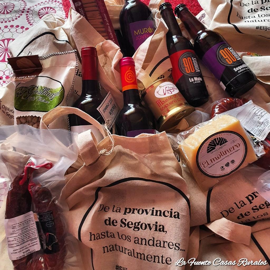 PACK Reinventa2 de Alimentos de Segovia
