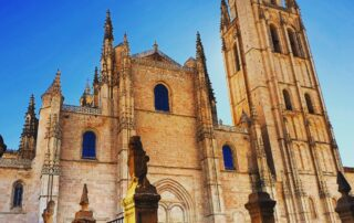 La Torre de la Catedral de Segovia