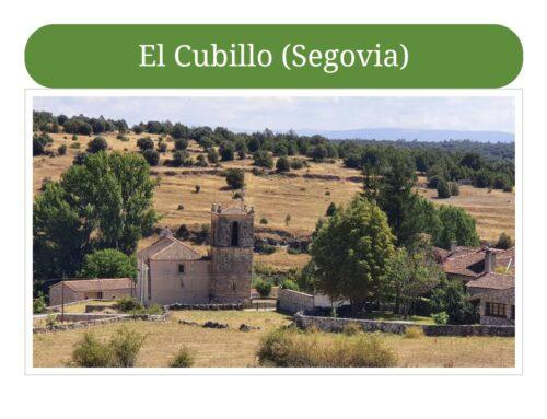 – El pueblo más bello de Castilla y León 2021.