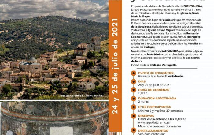 Ruta Guiada Viajero Yo Te Enseñaré Segovia