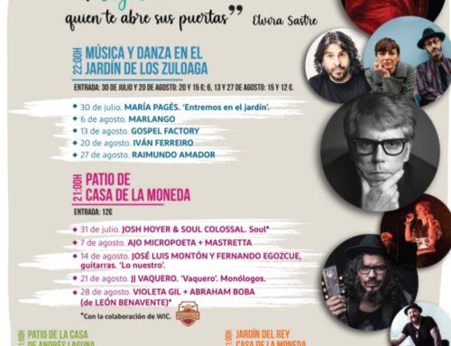 – Música y Patrimonio en Segovia.