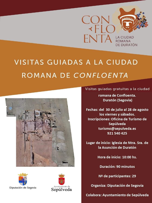 Ciudad romana de Confloencia