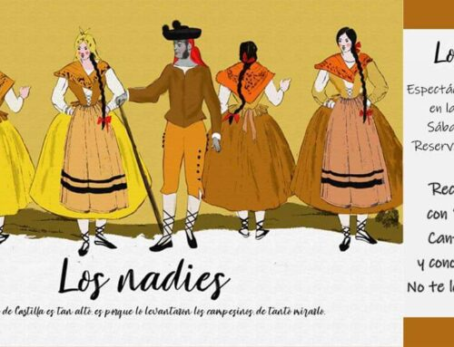 – Teatro – Musical en Cuéllar.
