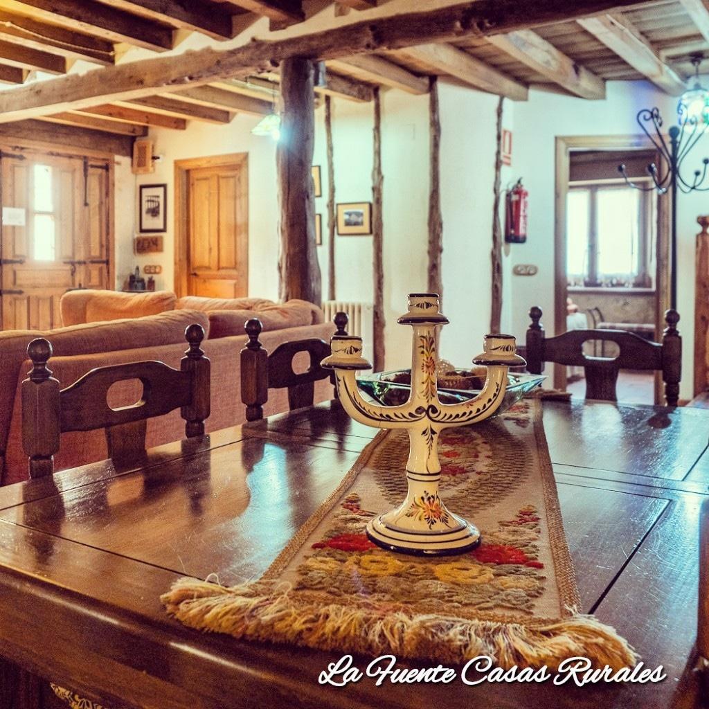 Ofertas de septiembre 2021 Casas rurales Segovia